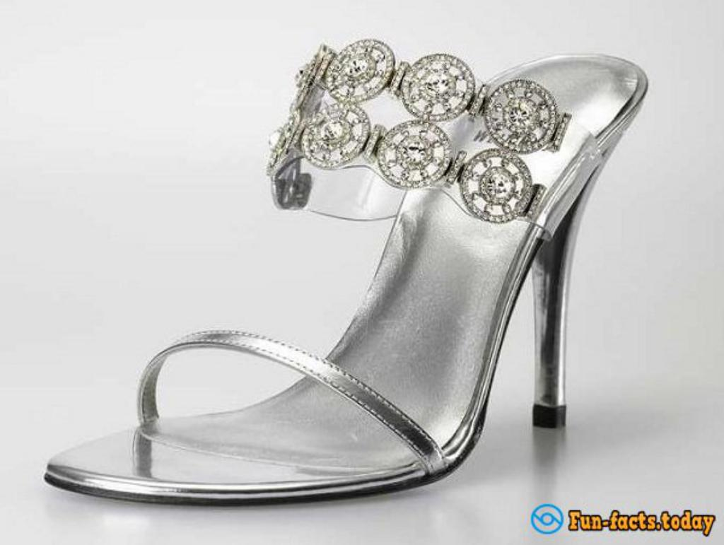 10 Most Expensive Shoes In The World. Part I