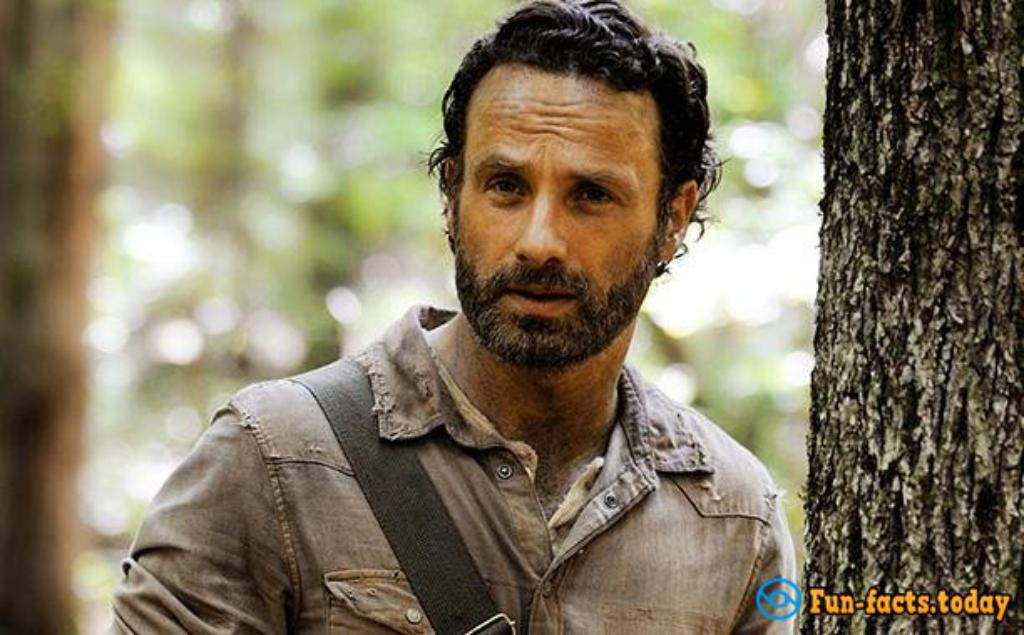 Awesome Facts About Andrew Lincoln