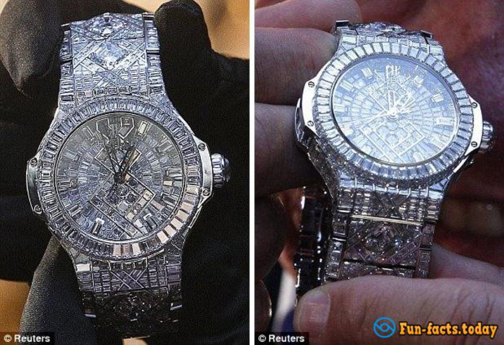 The Most Expensive Watch In The World