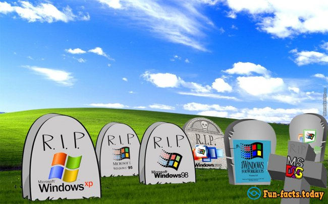 Crazy Facts About Windows XP