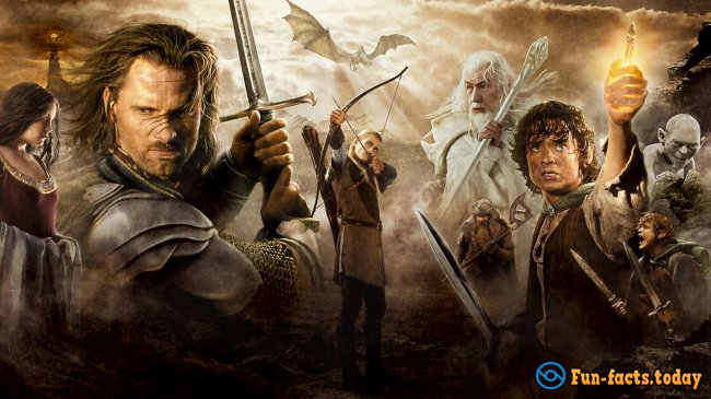 The Craziest Facts About The Lord Of The Rings