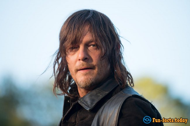 Awesome Facts About Norman Reedus
