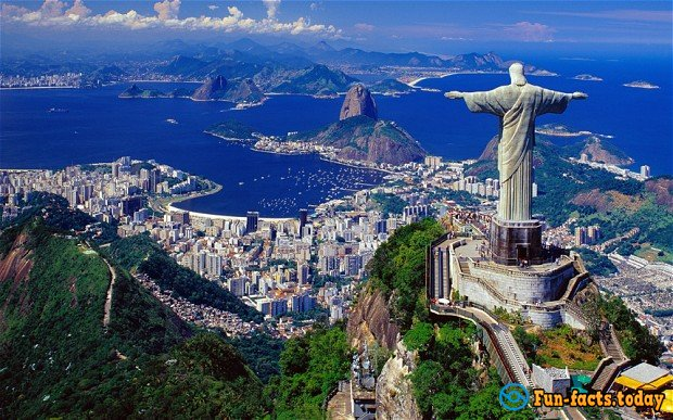 Brazil In Interesting Photo Facts