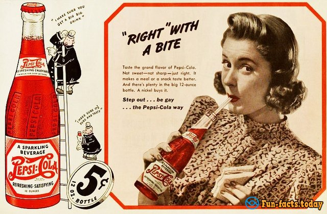 The Craziest Facts About Pepsi