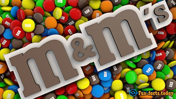 The Craziest Facts About M&M's