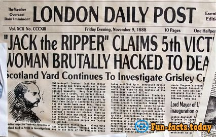 Jack the Ripper: The History of the Legendary Maniac
