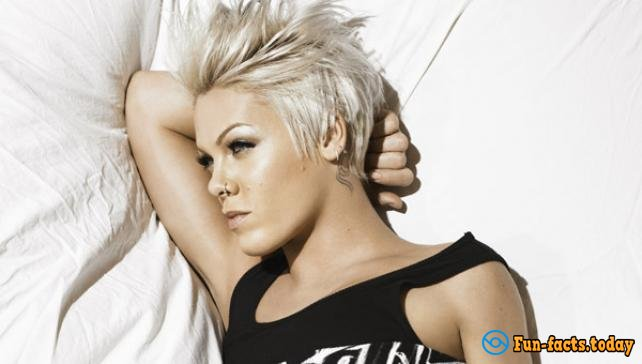 The Craziest Facts About Pink