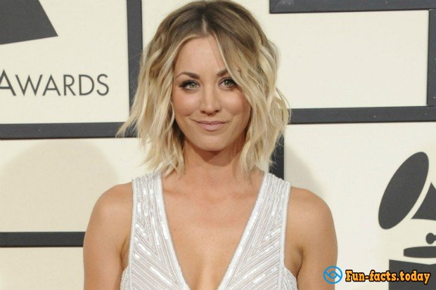 Awesome Facts About Kaley Cuoco