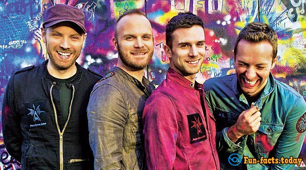Interesting Facts About Coldplay