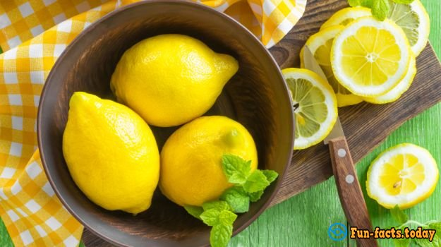 Fun Facts About Lemons