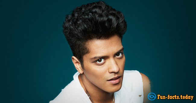 Awesome Facts About Bruno Mars