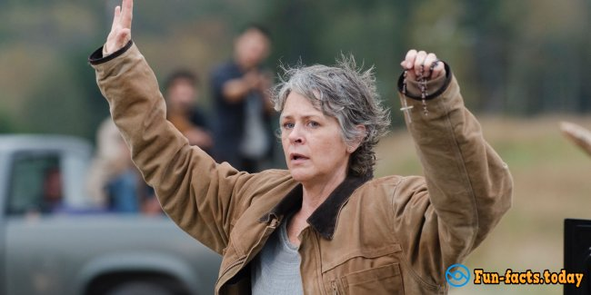 Amazing Facts About Melissa McBride