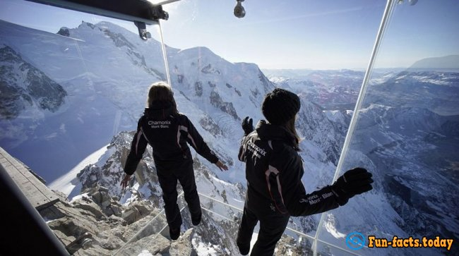 End Of The World: 7 Places In The World Where The Adrenaline Rolls Over