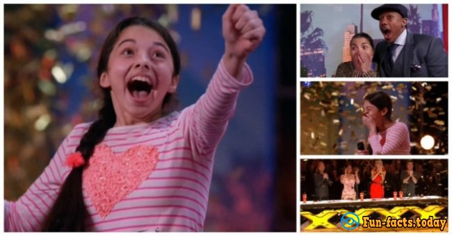 13-year-old Opera Singer On The Show America's Got Talent - Video