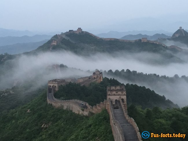 Awesome Facts About The Great Wall Of China