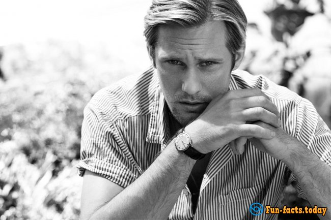 Interesting Facts About Alexander Skarsgård