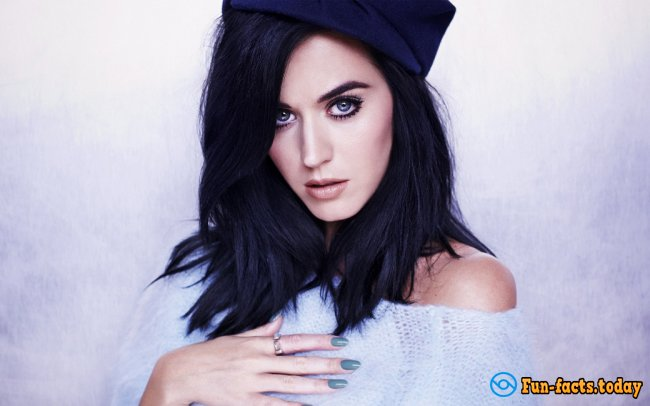 Awesome Facts About Katy Perry