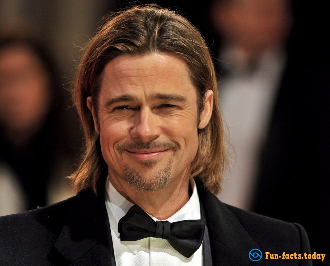 Awesome Facts About Brad Pitt