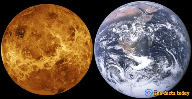 Crazy Facts About Venus