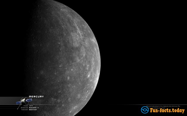 Interesting Facts About Mercury