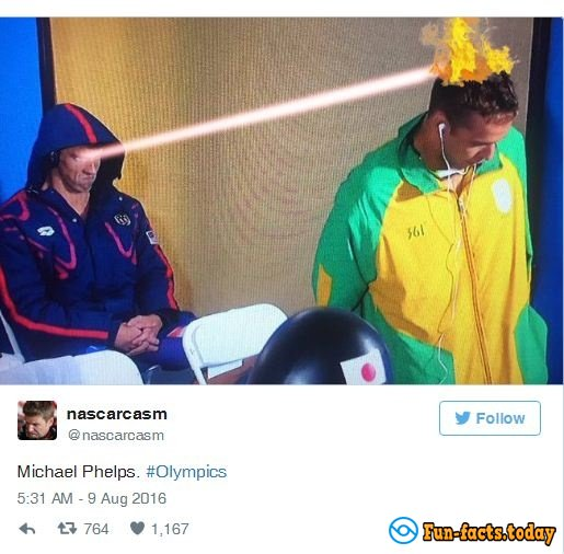 Most Curious and Funny Events of the Olympic Games in Rio