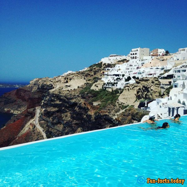 Top 10 World's Pools With Fantastic View