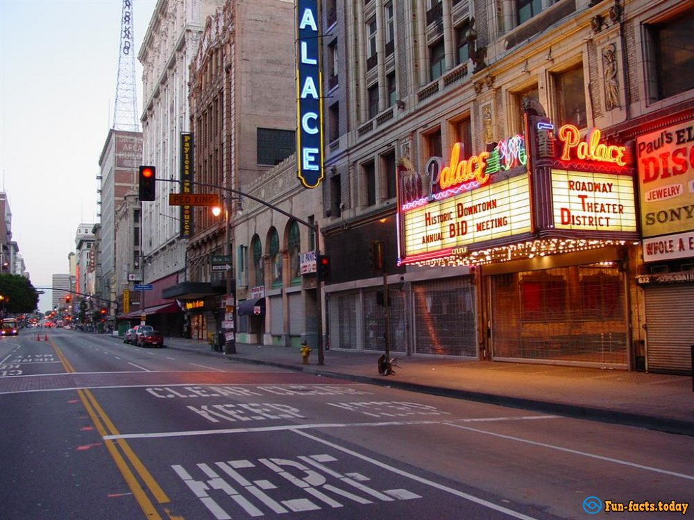 Dream City:  Most beautiful Streets of Los Angeles