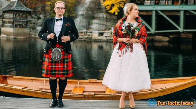 Wedding Commotion: Traditional Outfits in Different Countries