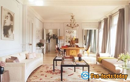 Visiting Star: 5 Luxury Celebrity Houses and Apartments in Paris