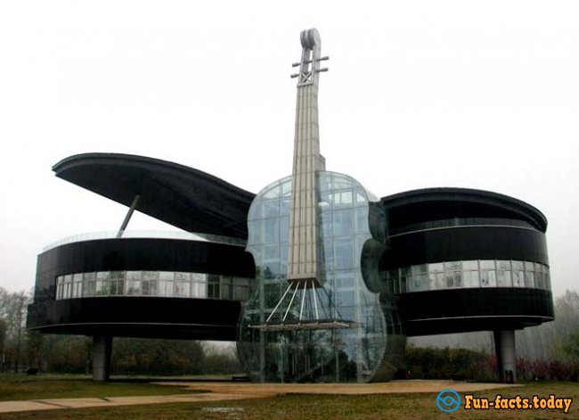 Miracles of Architecture: Most Unusual Buildings In the World