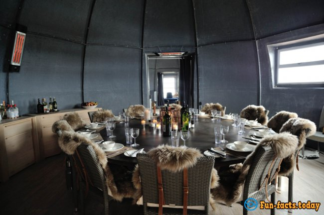 Visiting the Snow Queen: How Looks Like the First 5-Star Hotel in Antarctica