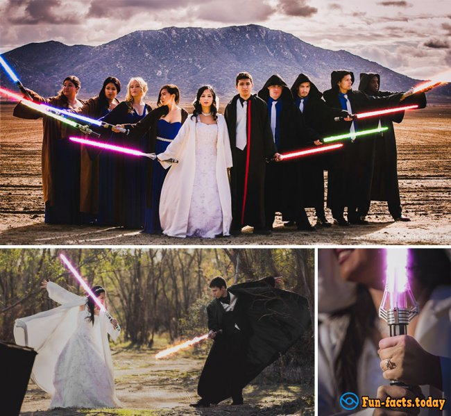 10 Most Unusual Weddings Of Comics And Fairy Tales Fans