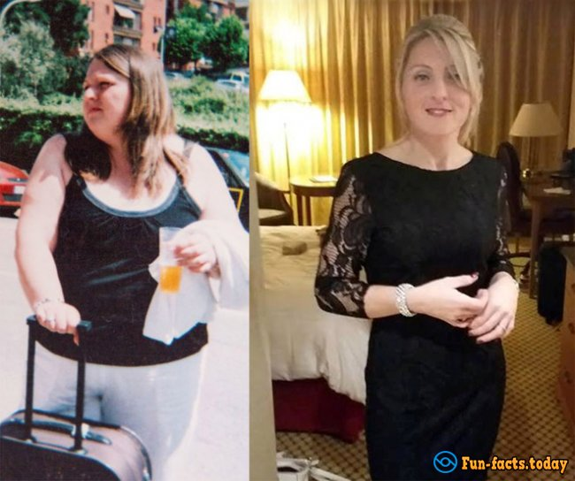 Woman Lost 57 Kilograms to Get Married In a Dress of Her Dreams
