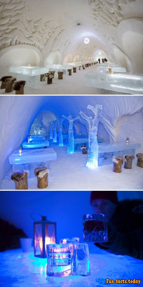 Underwater, In the Rock and In Snow: Where Is the Most Unusual Restaurant in the World?