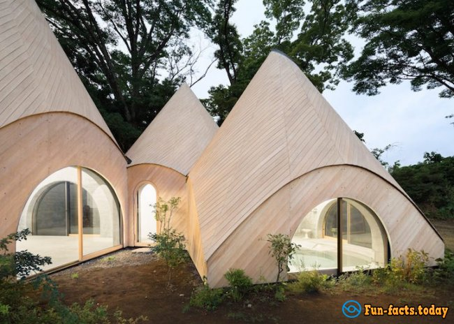 Home for the Elderly in Japan looks like From Fairy Tale