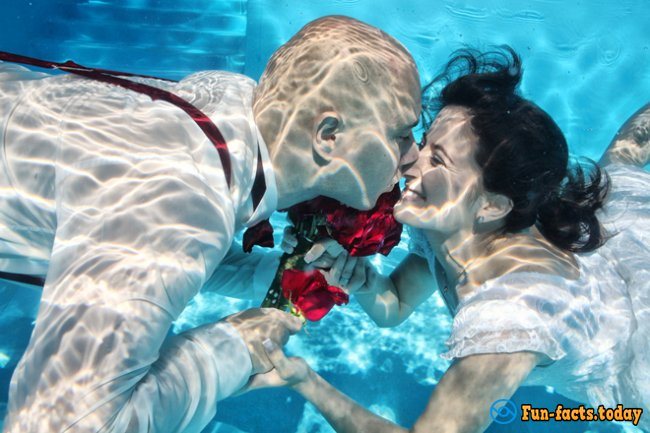 How Unusual To Get Married: Extreme Weddings in Water, On Land and In the Air