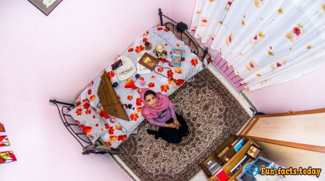 Personal Space:  Rooms From All Over The World In A Photo Project By John Gray
