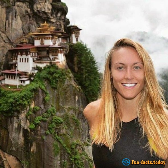 27-year-old British Woman is about to Become the First Woman to go Round all countries.