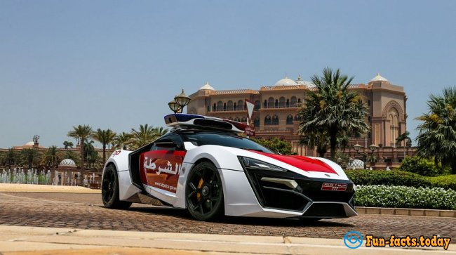 Supercars on Guard: 10 Most Expensive Police Cars of the World