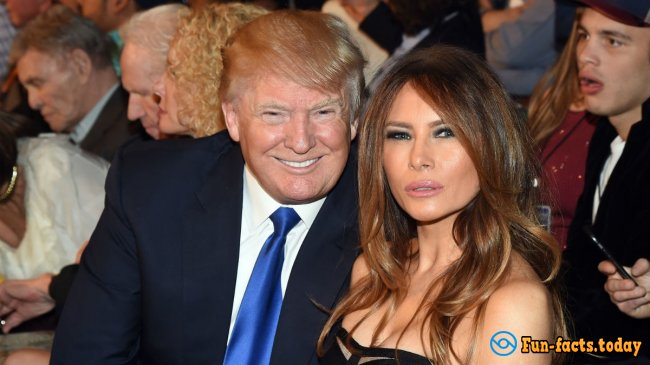 Melania Trump: a new first lady with a couple of secrets