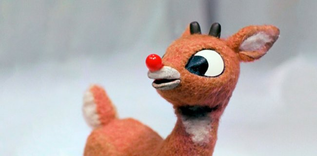 10 Glowing Facts About Rudolph the Red-Nosed Reindeer