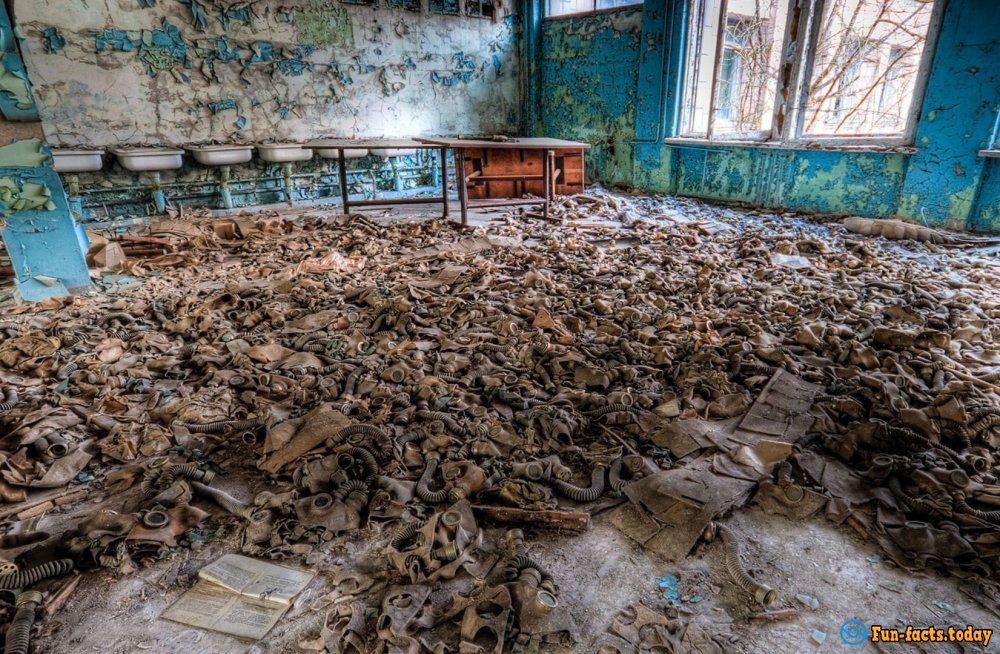 16 Interesting Facts about Chernobyl Nuclear Disaster