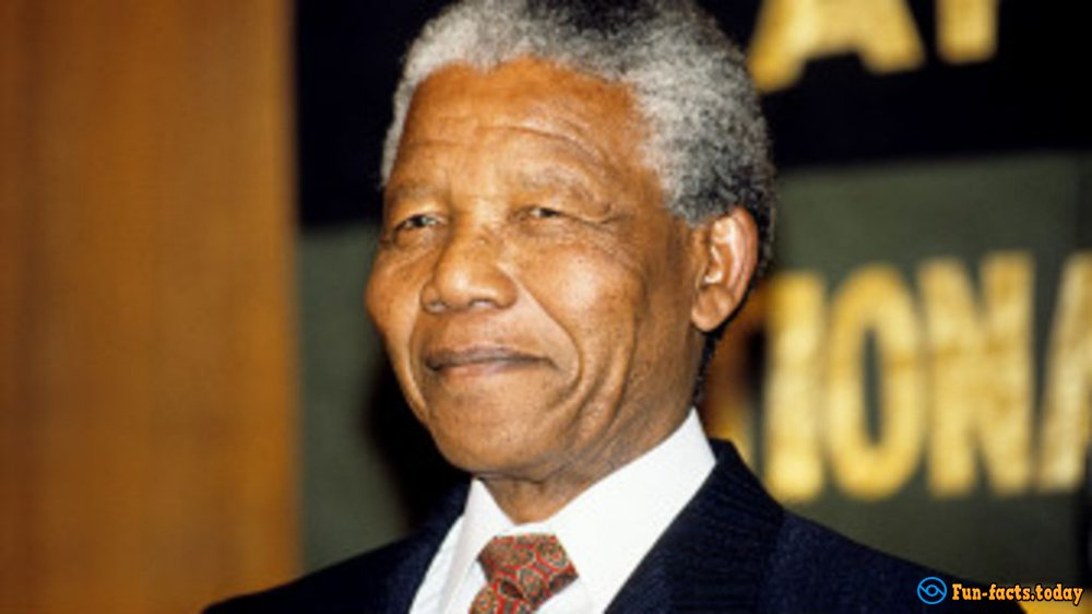 25 Facts about Nelson Mandela