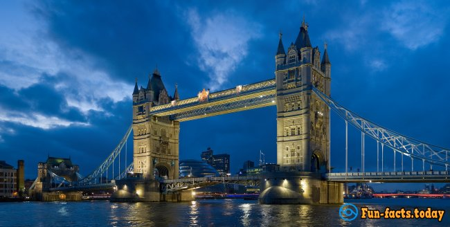 Facts about the London Bridge